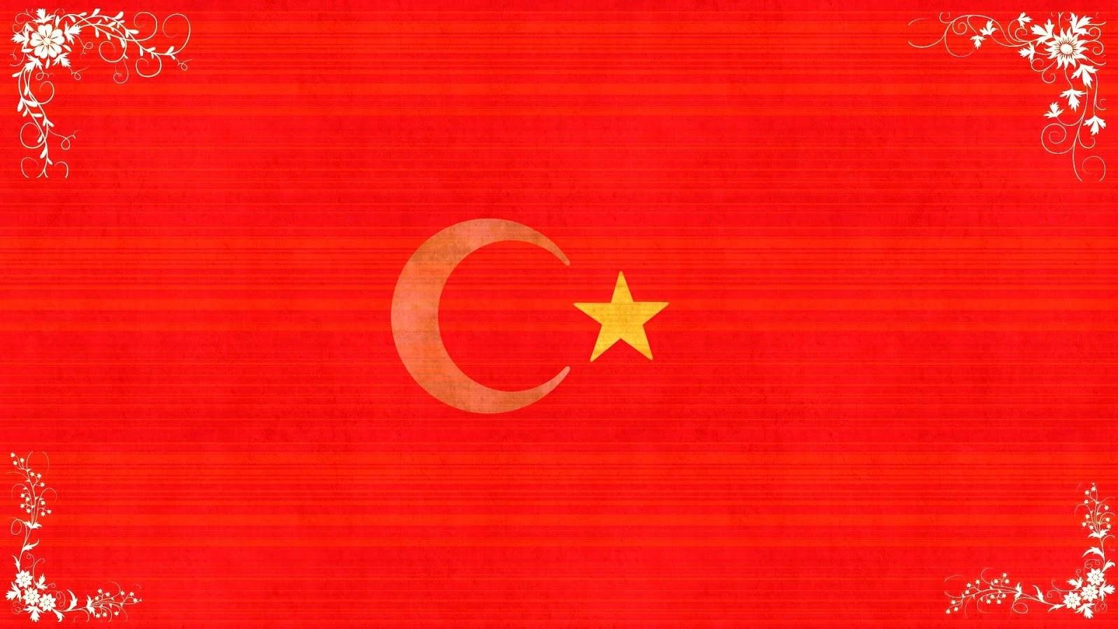 10x15 cm Türk Bayrağı