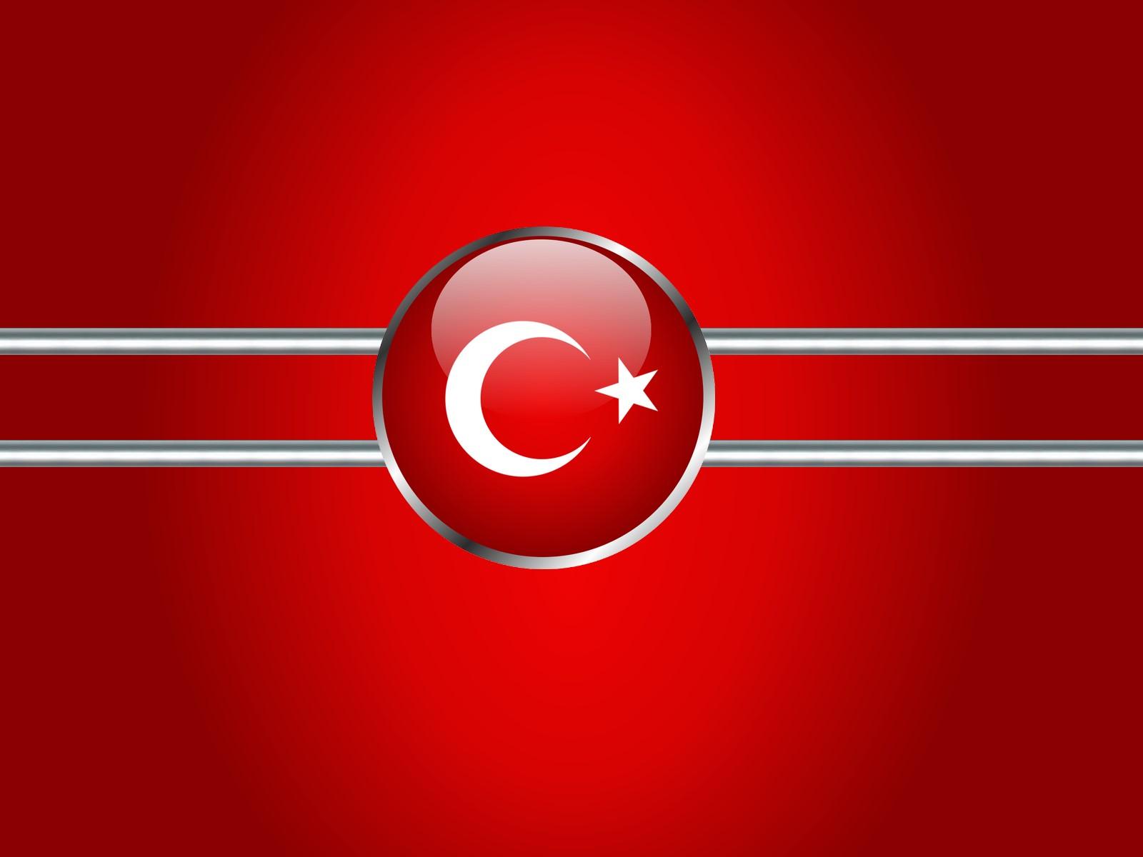 14x21 cm Türk Bayrağı