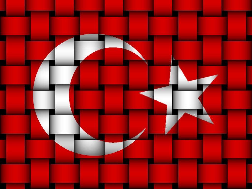 18x27 cm Türk Bayrağı