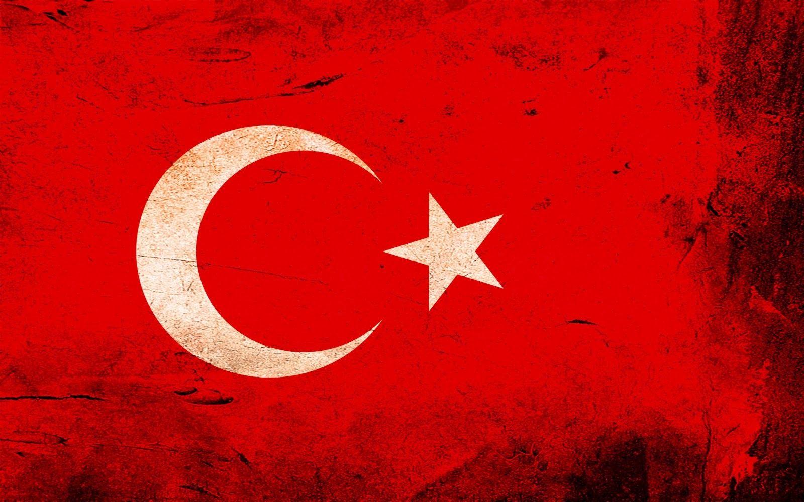 2x3 cm Türk Bayrağı