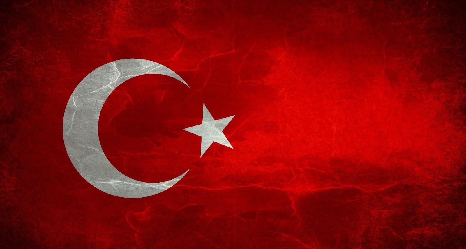 30x45 cm Türk Bayrağı