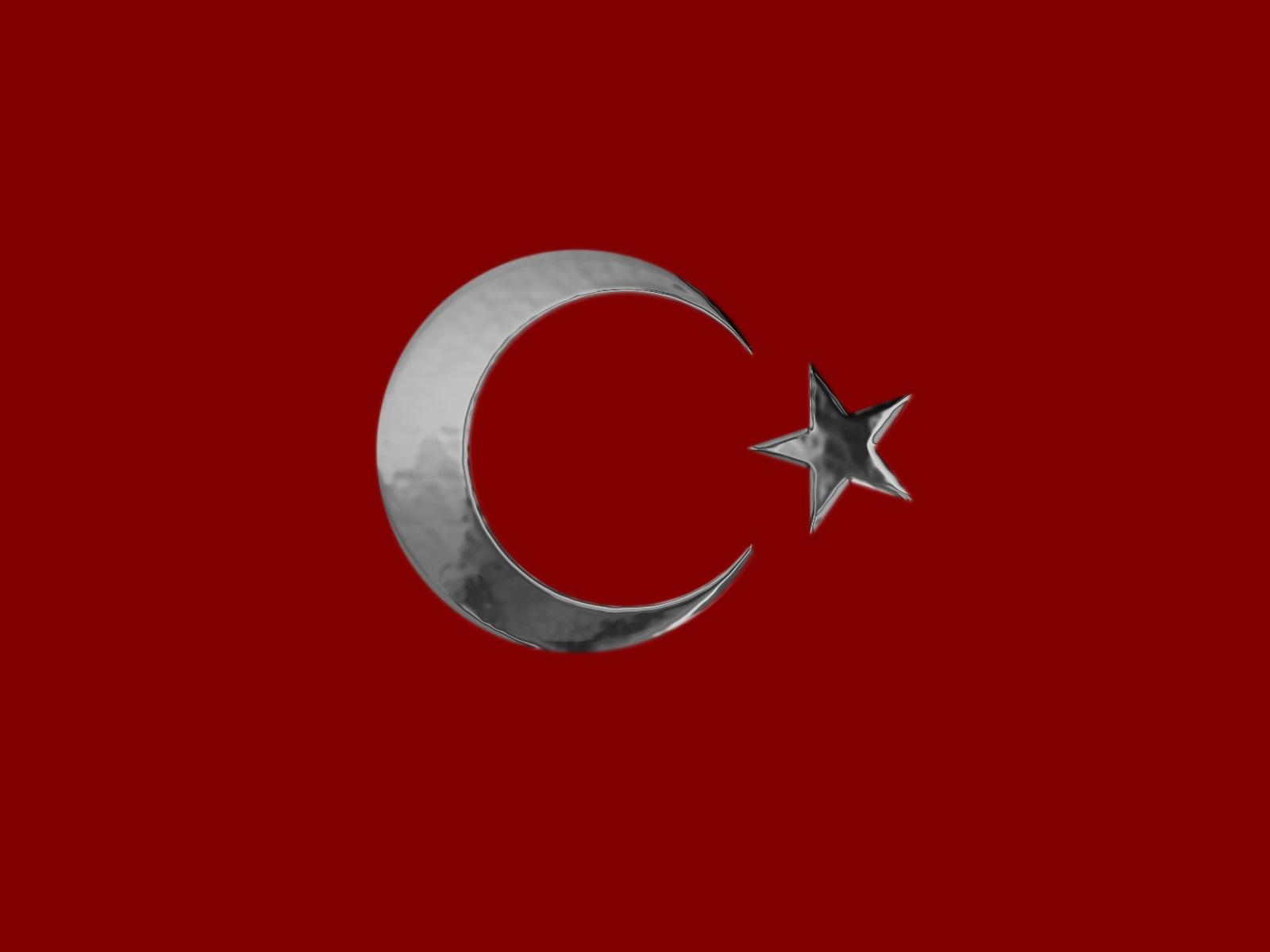 3x45 cm Türk Bayrağı