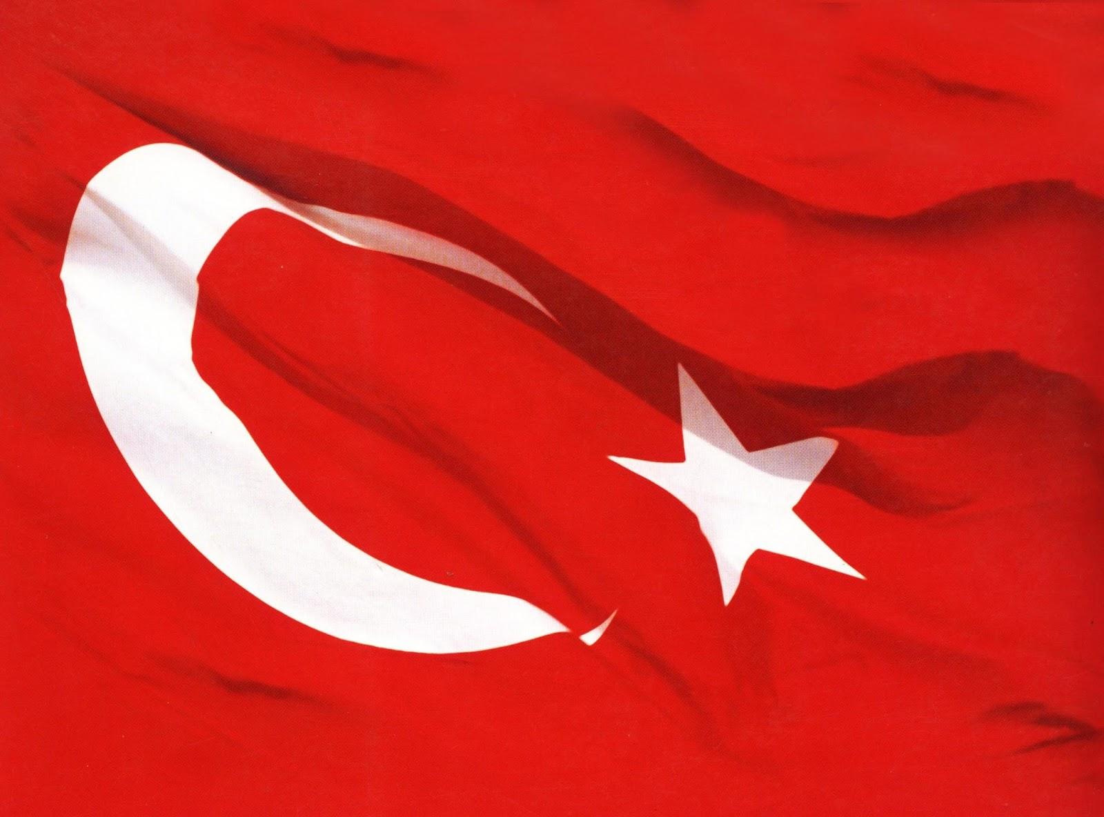 40x60 cm Türk Bayrağı