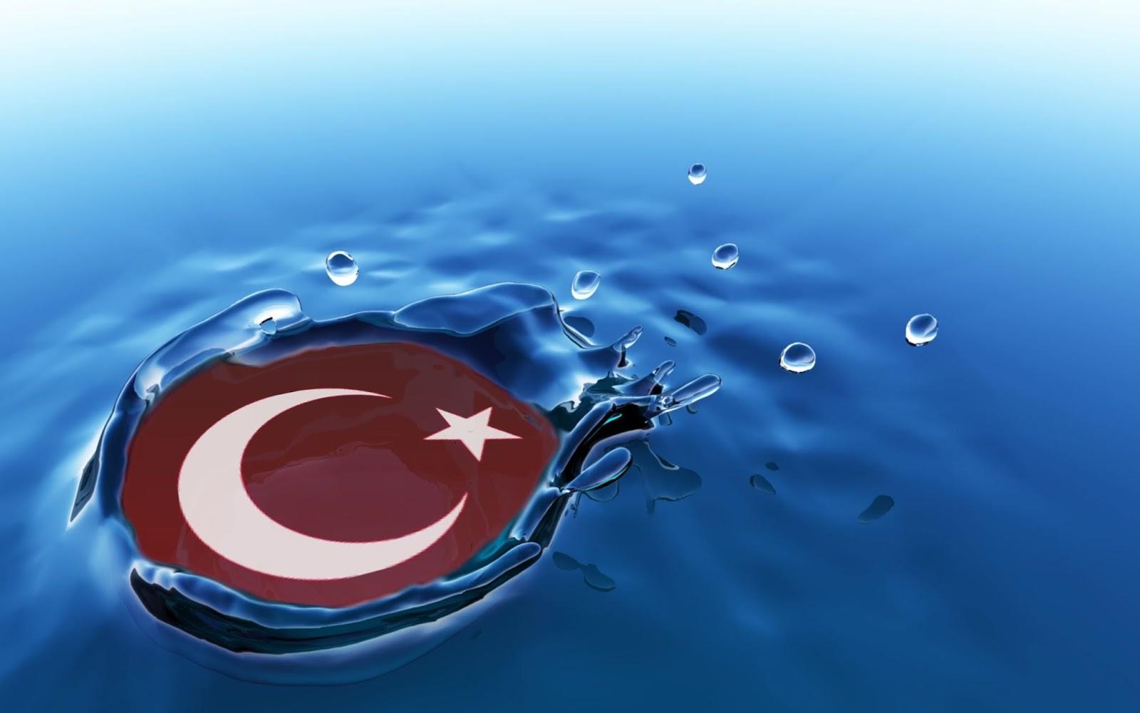 5x75 cm Türk Bayrağı