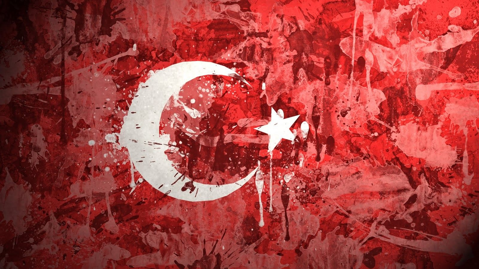 7x105 cm Türk Bayrağı