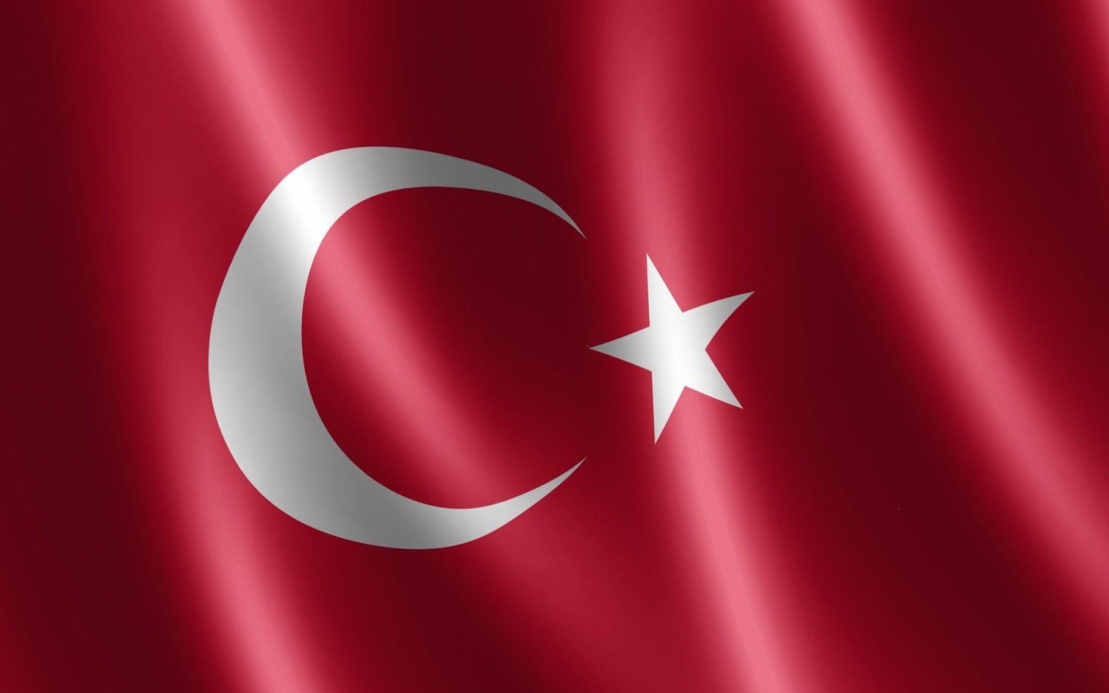 800x1200 cm Türk Bayrağı