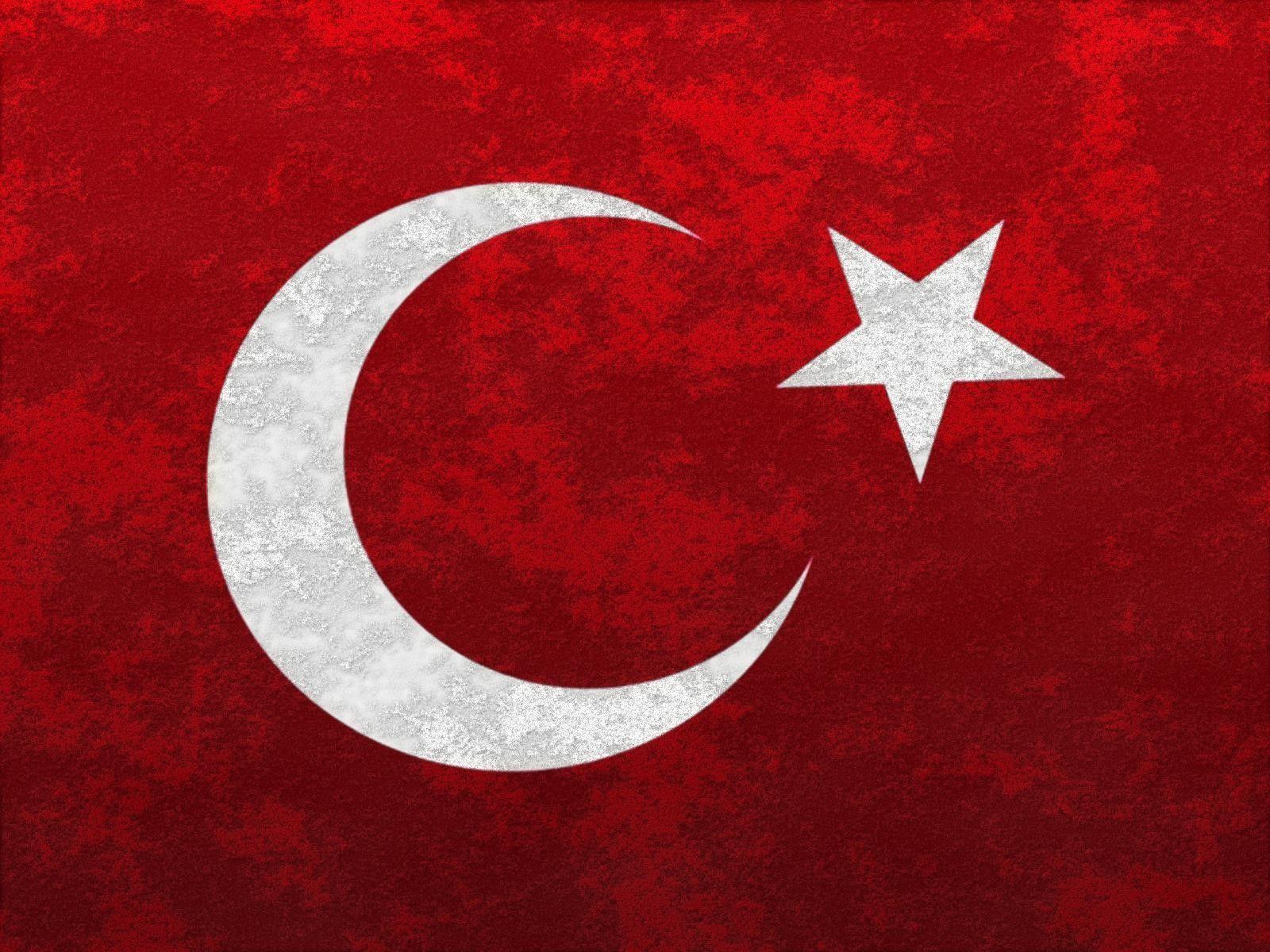 8x12 cm Türk Bayrağı