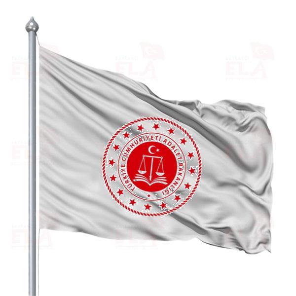 Adalet Bakanlığı Gönder Flaması ve Bayrakları