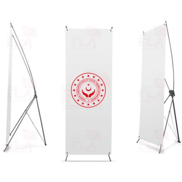 Aile ve Sosyal Hizmetler Bakanlığı x Banner