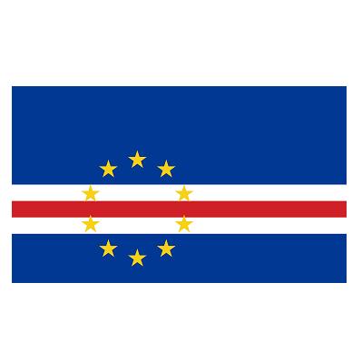 Yeşil Burun Adaları Bayrağı